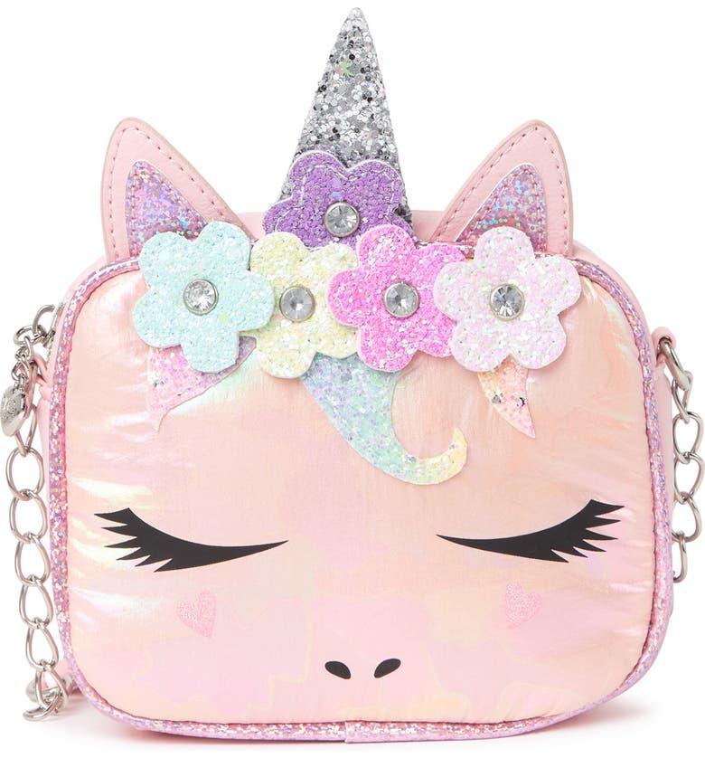 OMG: Miss Gwen Flower Crown Unicorn Metal Crossbody Bag! .98 (REG .00) at Nordstrom Rack!