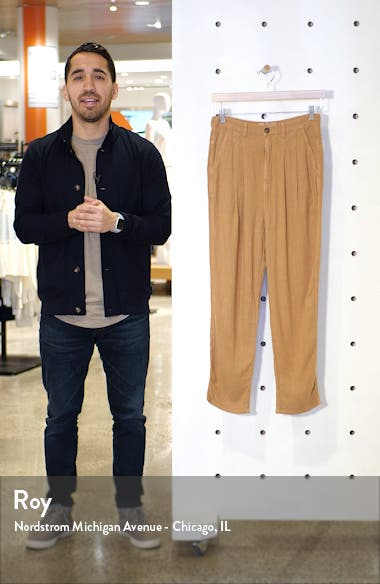 Faded Love Straight Leg Ankle Pants, sales video thumbnail