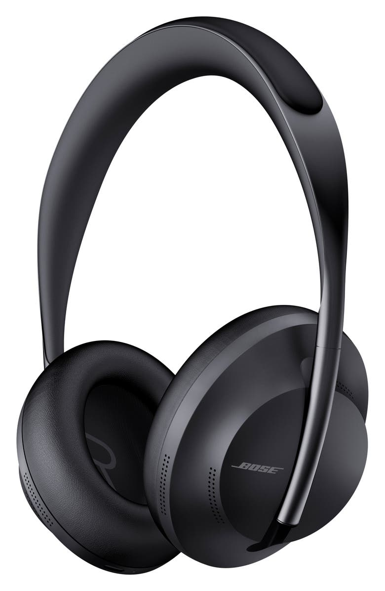 BOSE<SUP>®</SUP> Noise Cancelling 700 Over-Ear Headphones, Main, color, BLACK