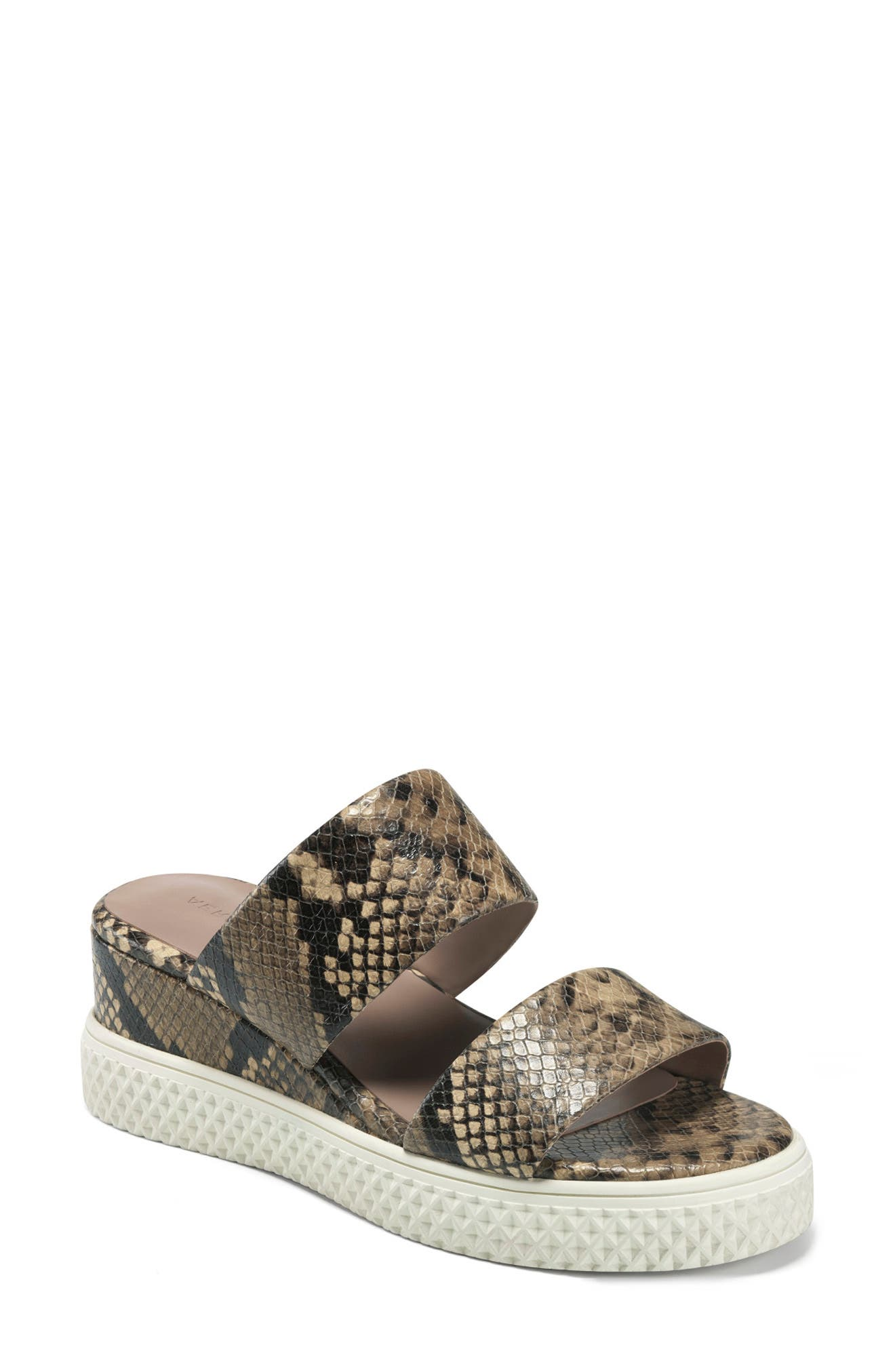 Zeff Wedge Slide Sandal