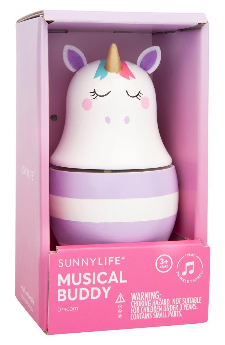 SUNNYLIFE Unicorn Musical Buddy, Main, color, 100