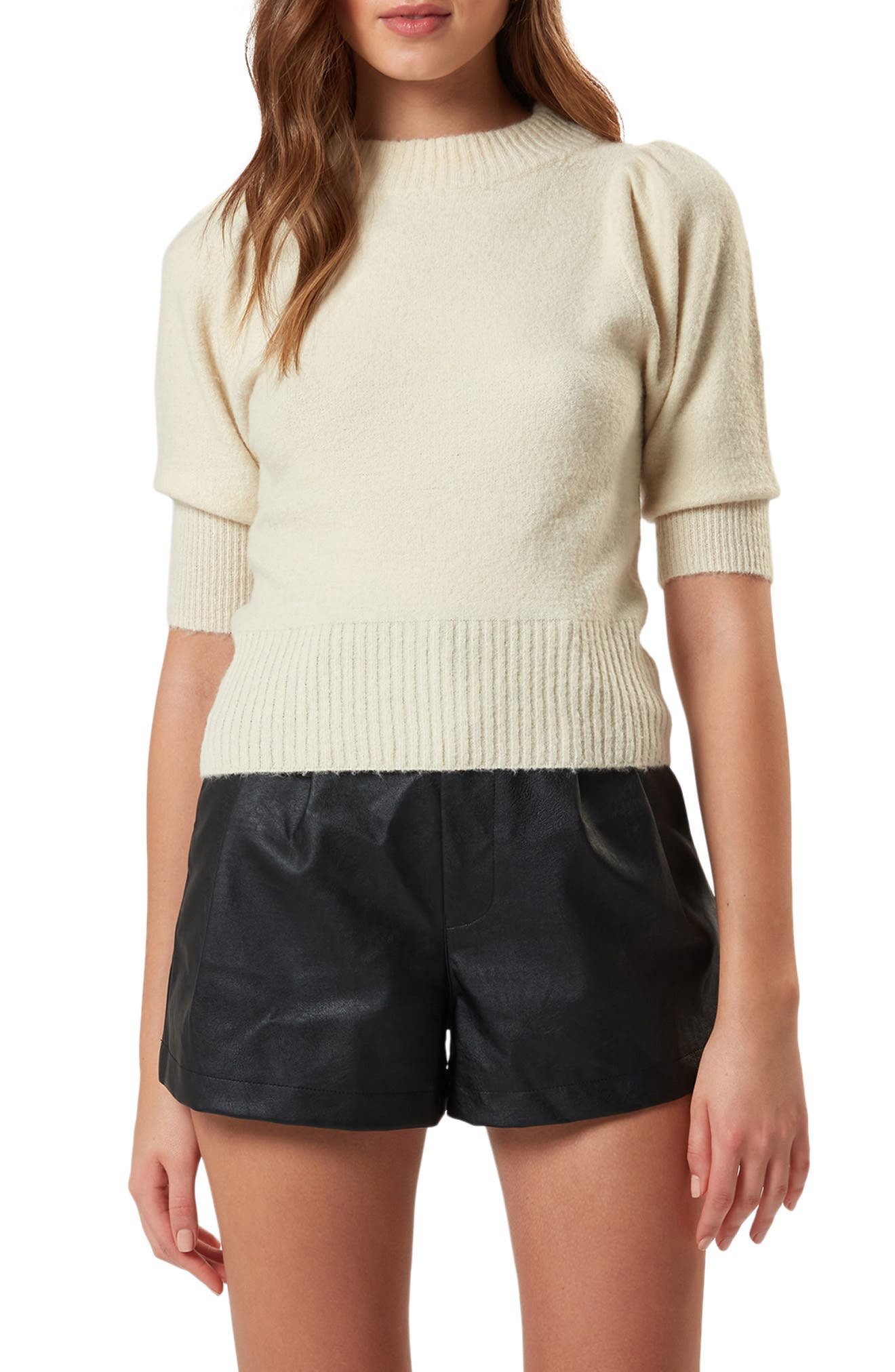 Marnie Puff Sleeve Sweater