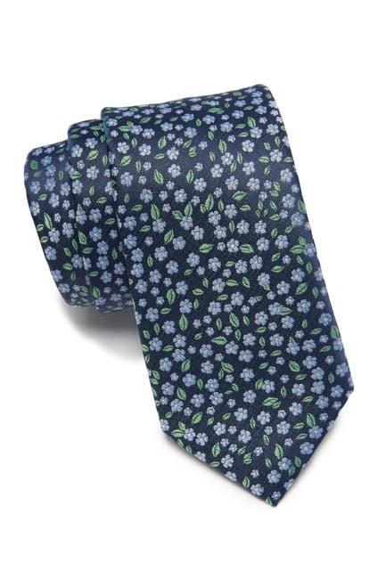 Image of Bespoken Mini Floral Design Tie