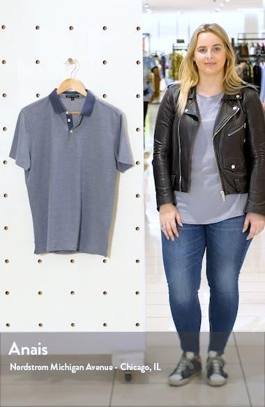 Garman Short Sleeve Piqué Polo, sales video thumbnail