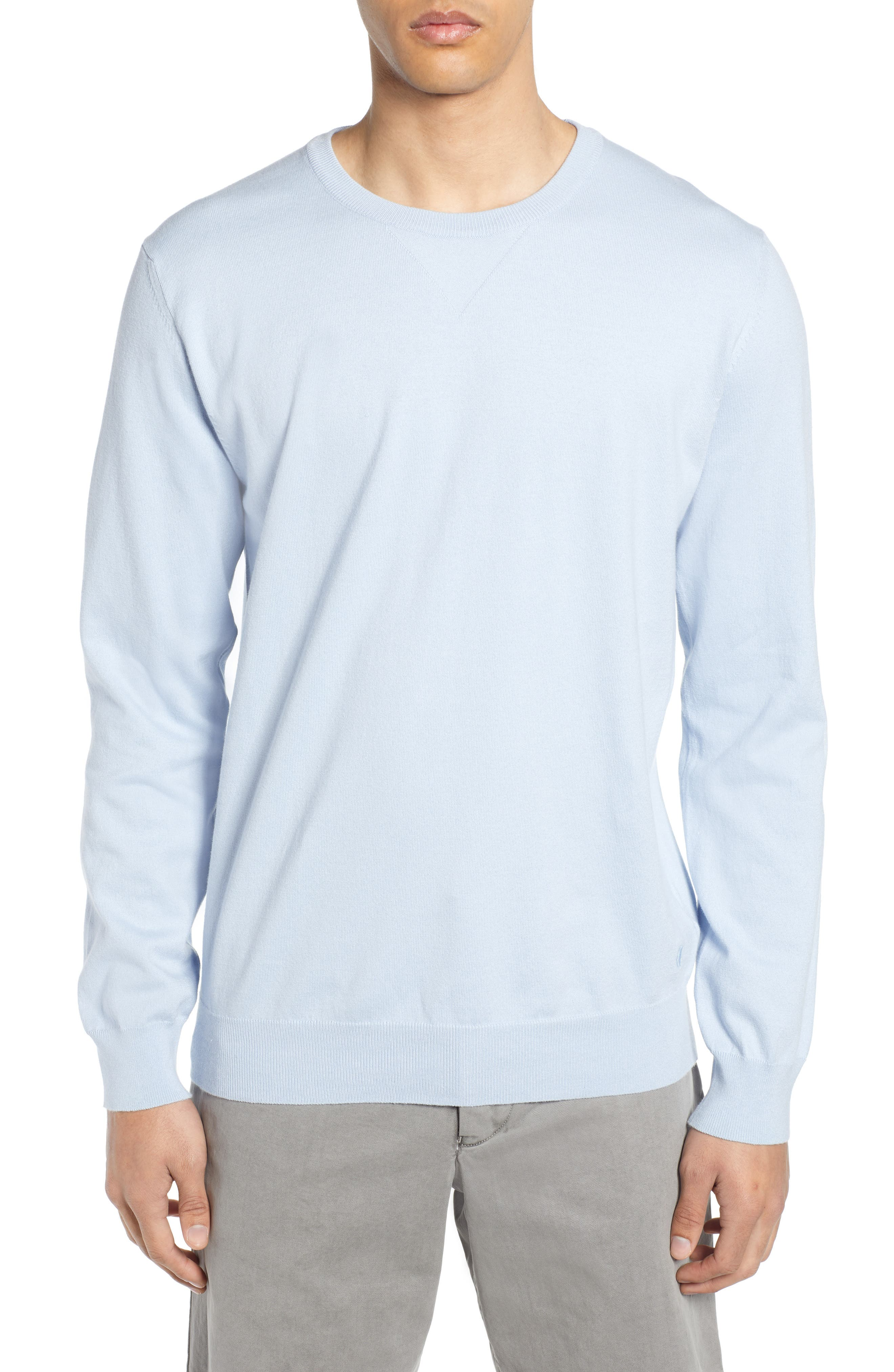 French Connection Crewneck Sweater, Blue