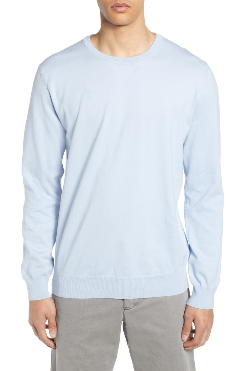 FRENCH CONNECTION Crewneck Sweater, Main, color, 453