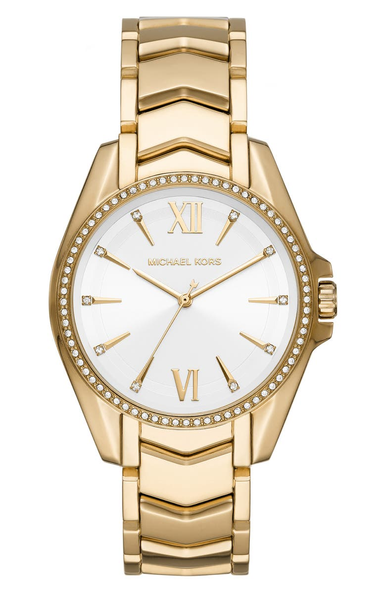 MICHAEL Michael Kors Whitney Bracelet Watch 38mm