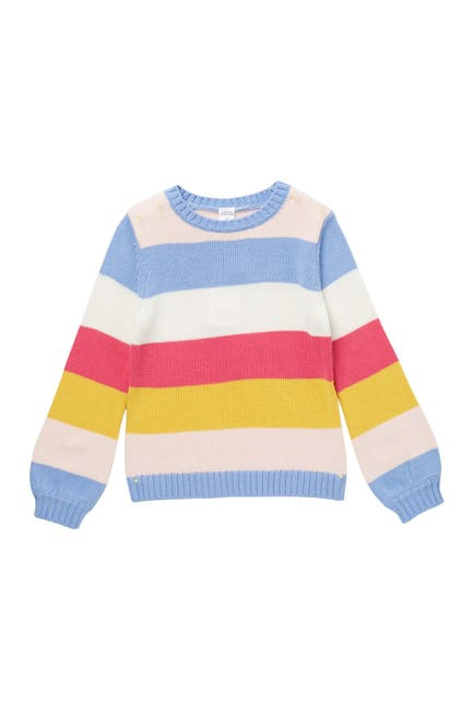 Image of Harper Canyon Cozy Stripe Print Sweater