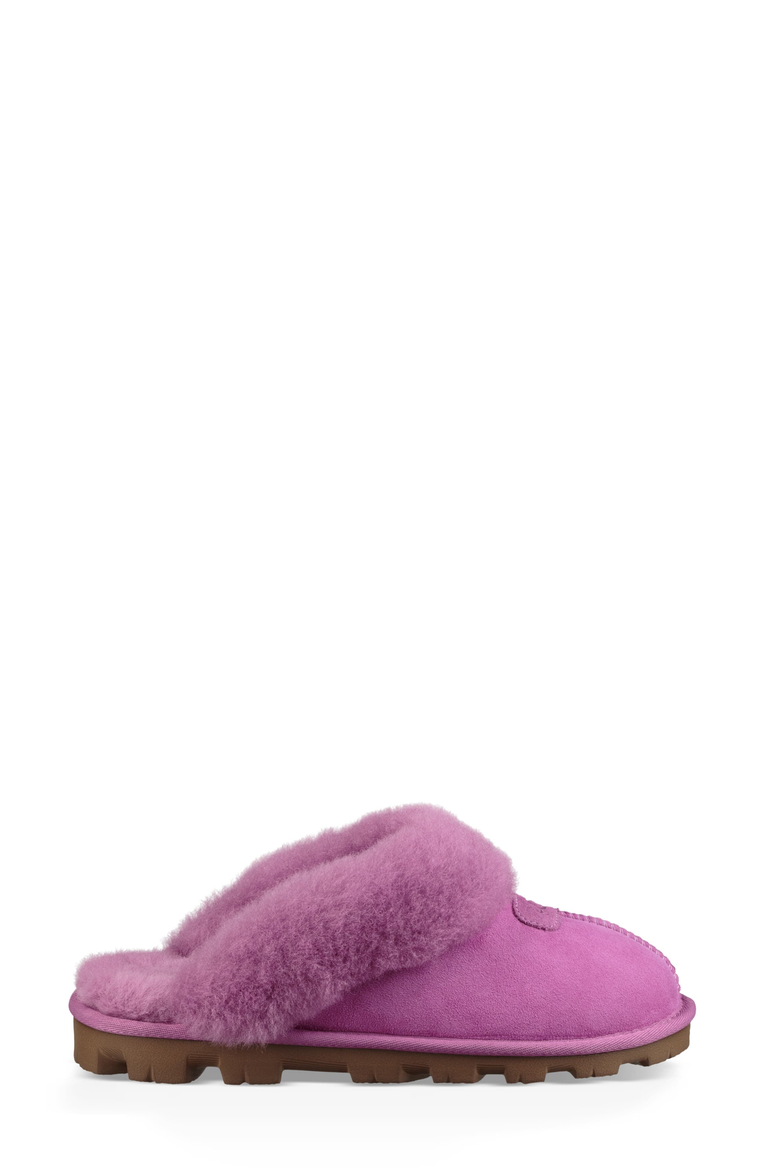 ,                             Genuine Shearling Slipper,                             Alternate thumbnail 37, color,                             528