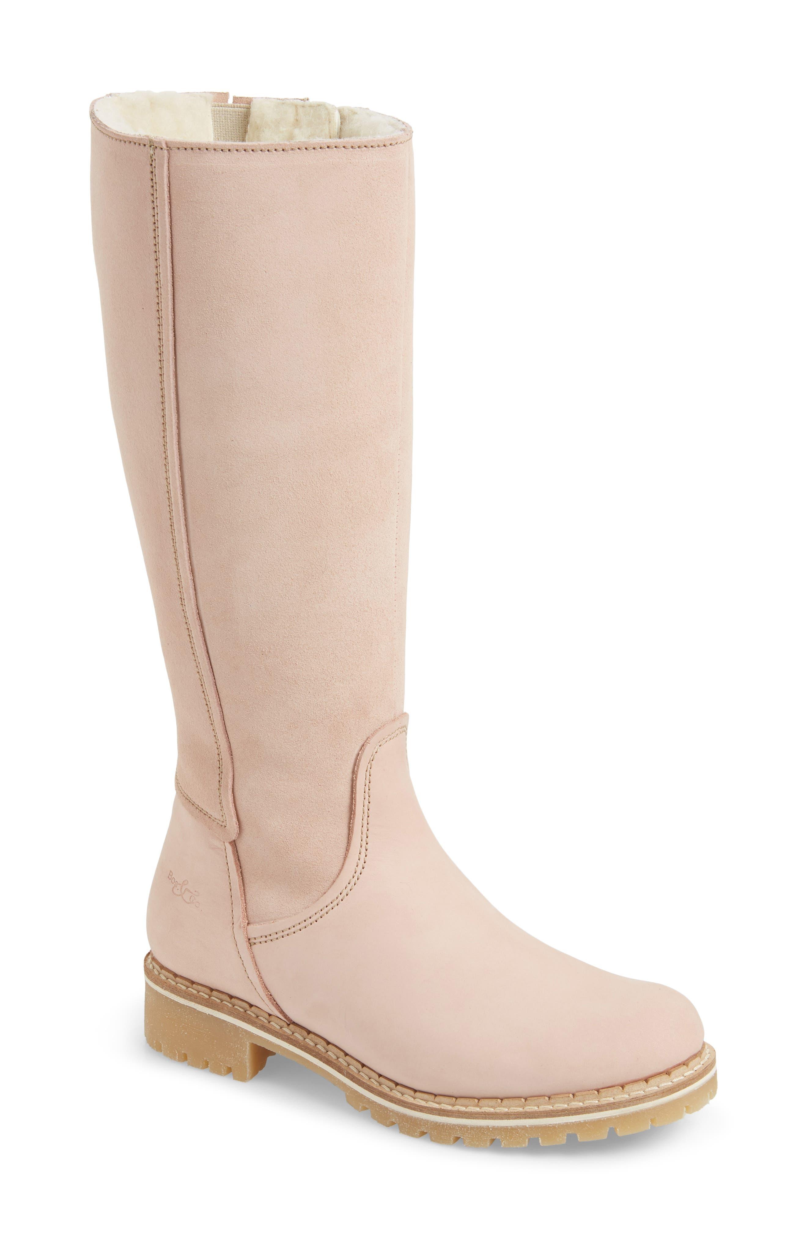 Bos. & Co. Hudson Waterproof Boot - Pink