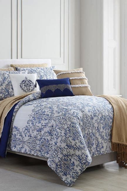 Image of Modern Threads Queen Paragon Comforter/Coverlet Set - Multi