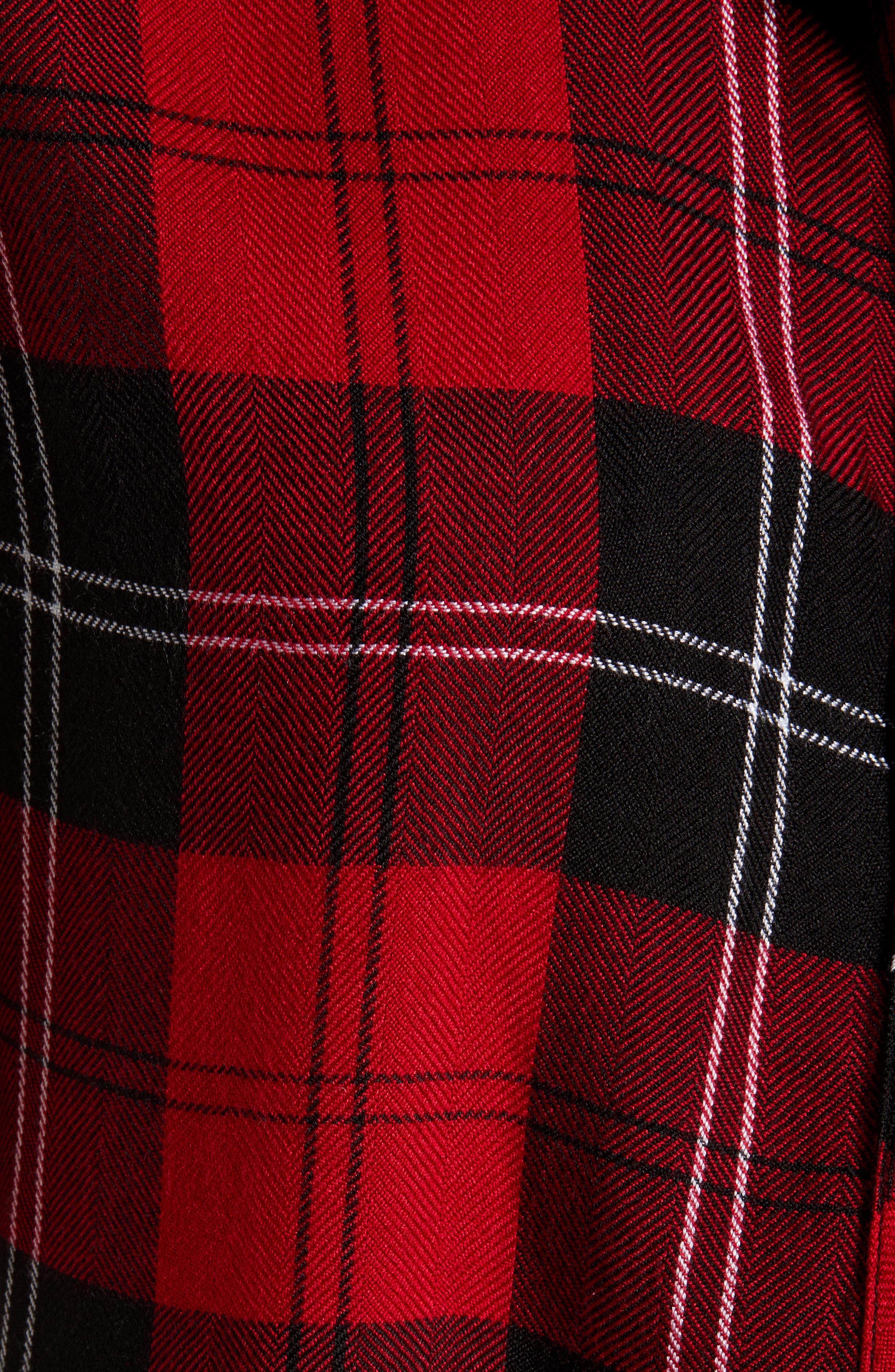 ,                             Hunter Plaid Shirt,                             Alternate thumbnail 419, color,                             602