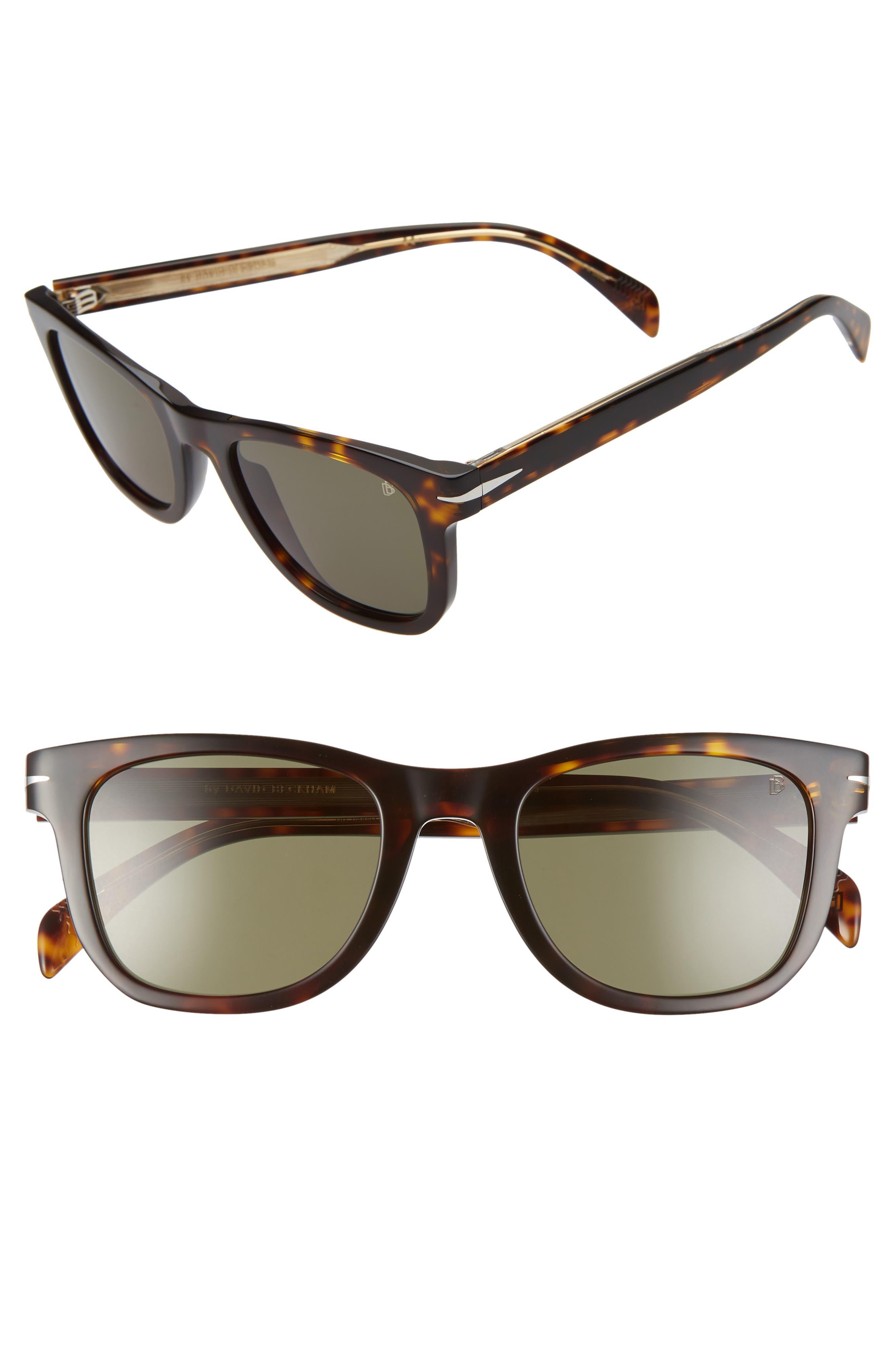Men's Eyewear By David Beckham Db1006/s 50mm Sunglasses