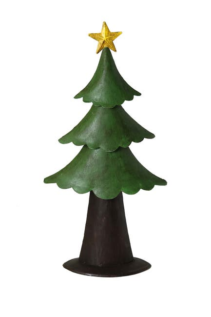 Image of HOMART Metal Christmas Tree - Medium