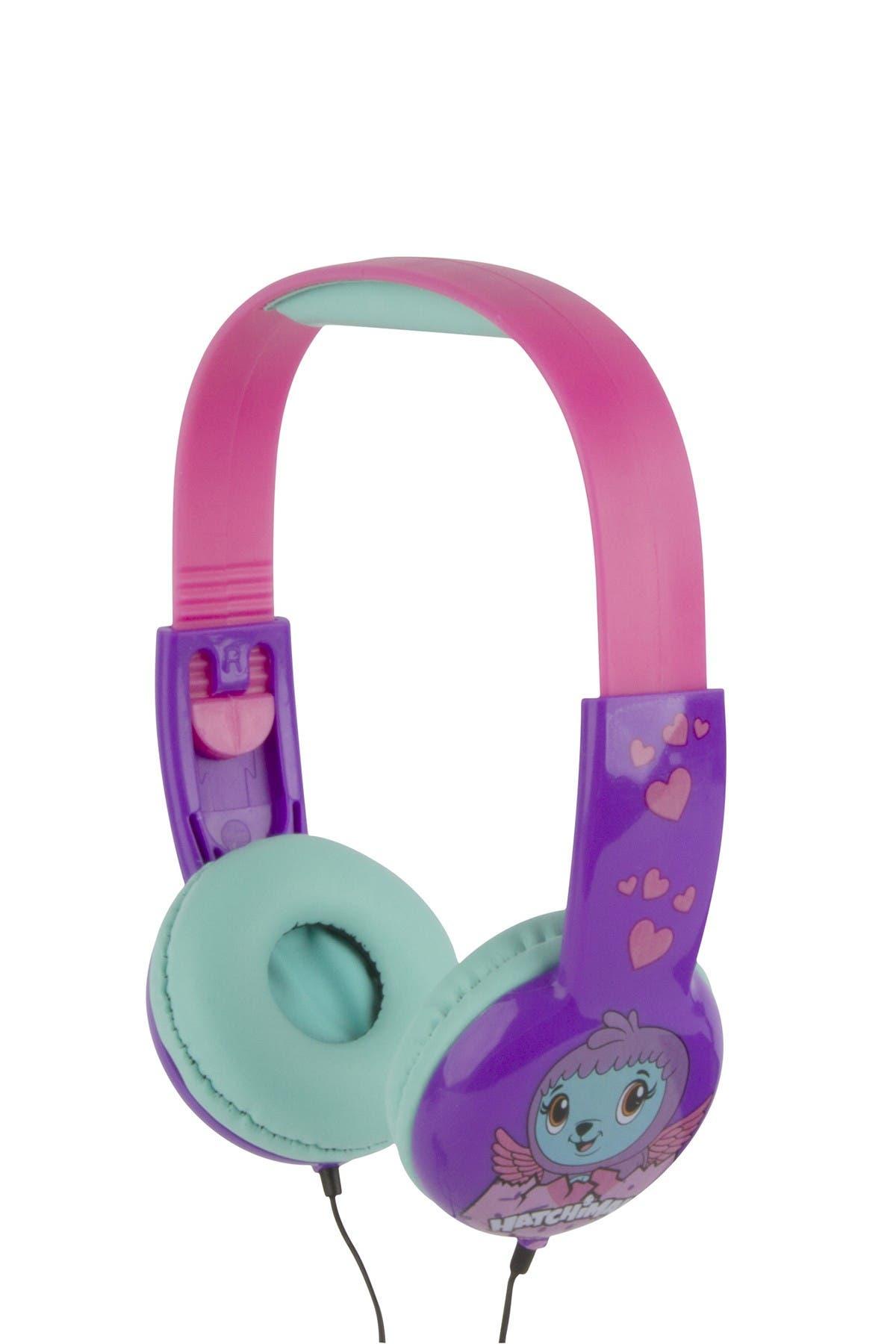 Image of VIVITAR Hatchimals Kids Safe Headphones