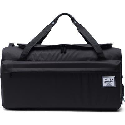 Herschel Supply Co. 24-Inch Wheelie Rolling Carry-On - Black