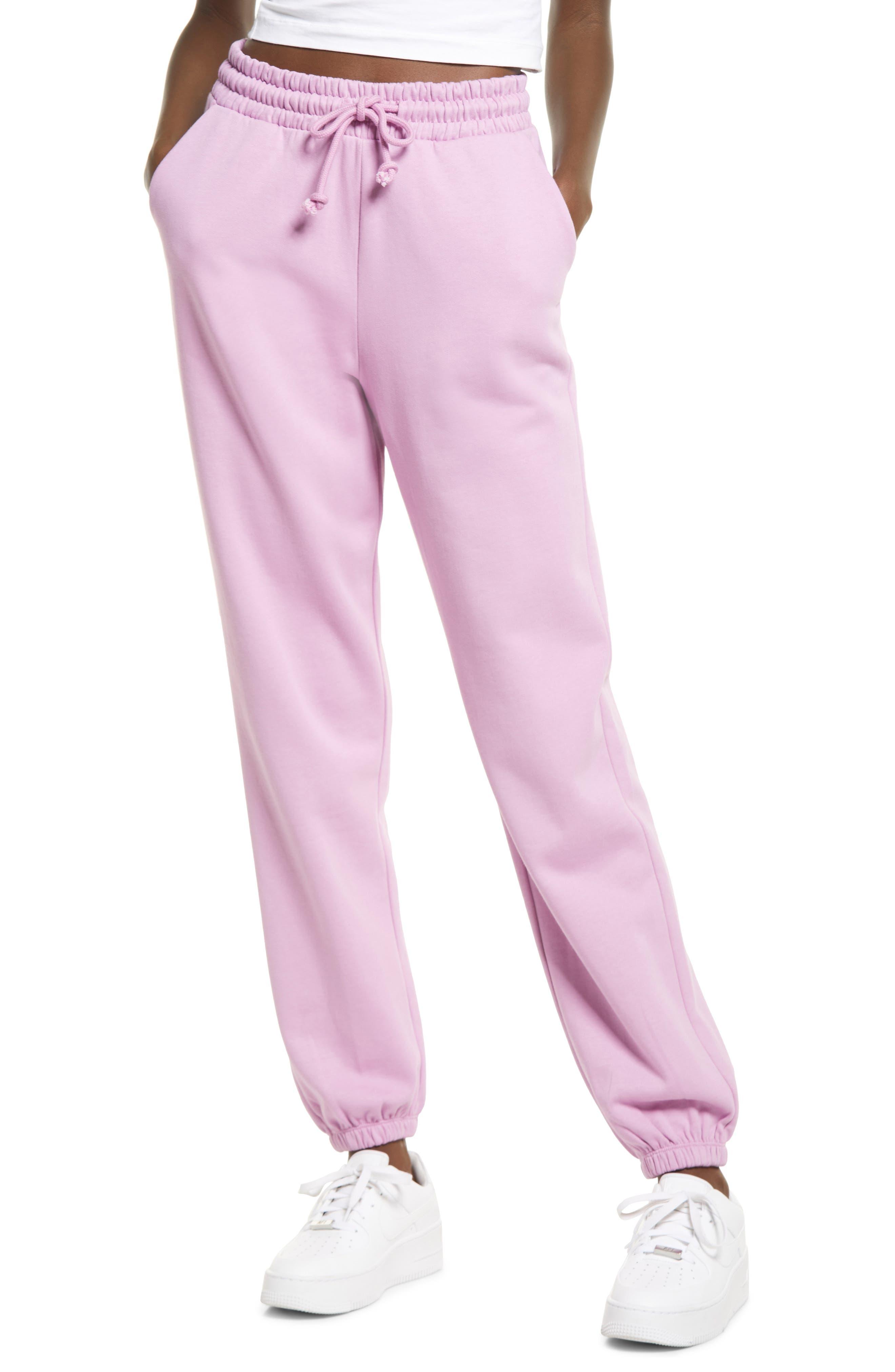 Prime High Waist Organic Cotton Sweatpants