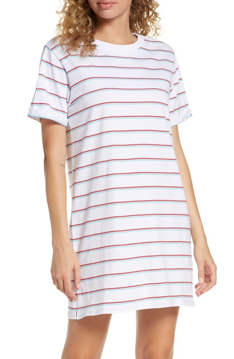 MAKE + MODEL Slumber Party Night Shirt, Main, color, 420