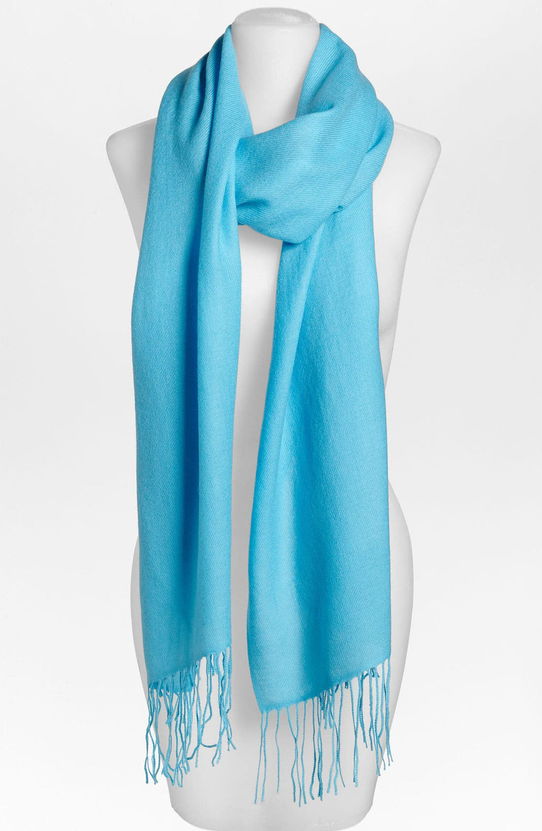 ,                             Tissue Weight Wool & Cashmere Wrap,                             Main thumbnail 96, color,                             448