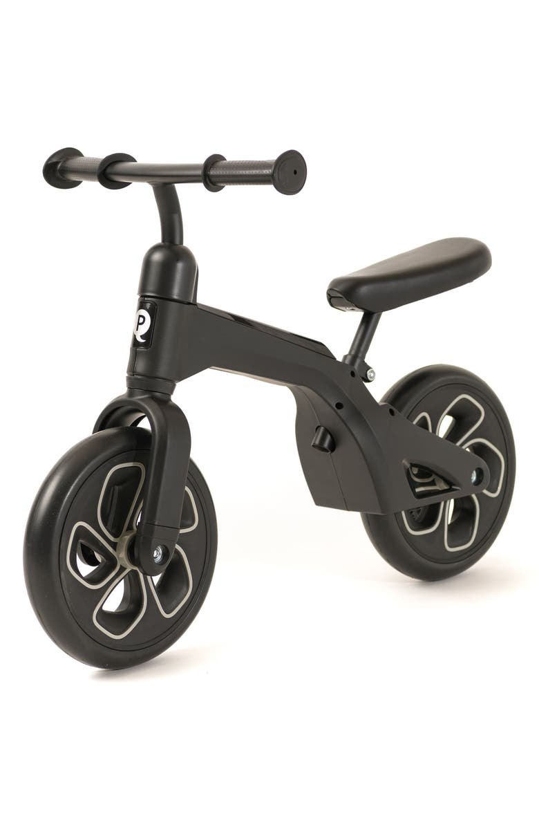 POSH BABY & KIDS QPlay Balance Bike, Main, color, BLACK
