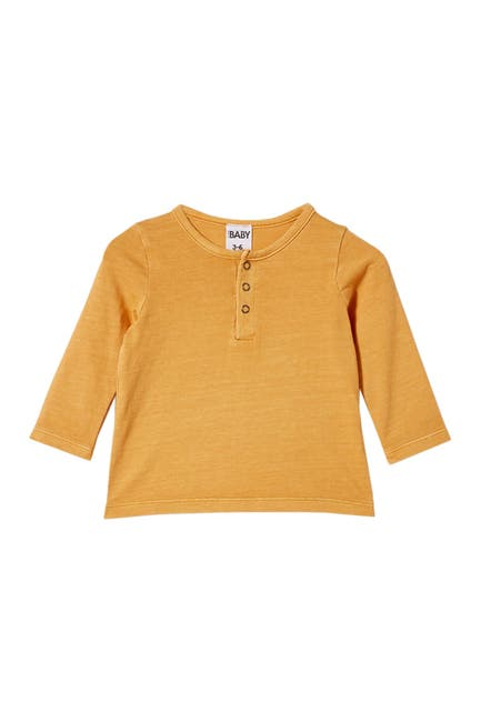 Image of Cotton On Denny Long Sleeve Top