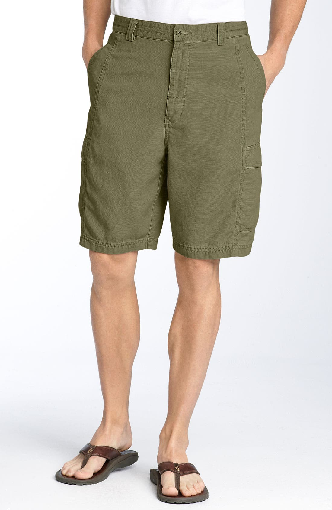,                             'Key Grip' Relaxed Fit Cargo Shorts,                             Main thumbnail 38, color,                             MOS