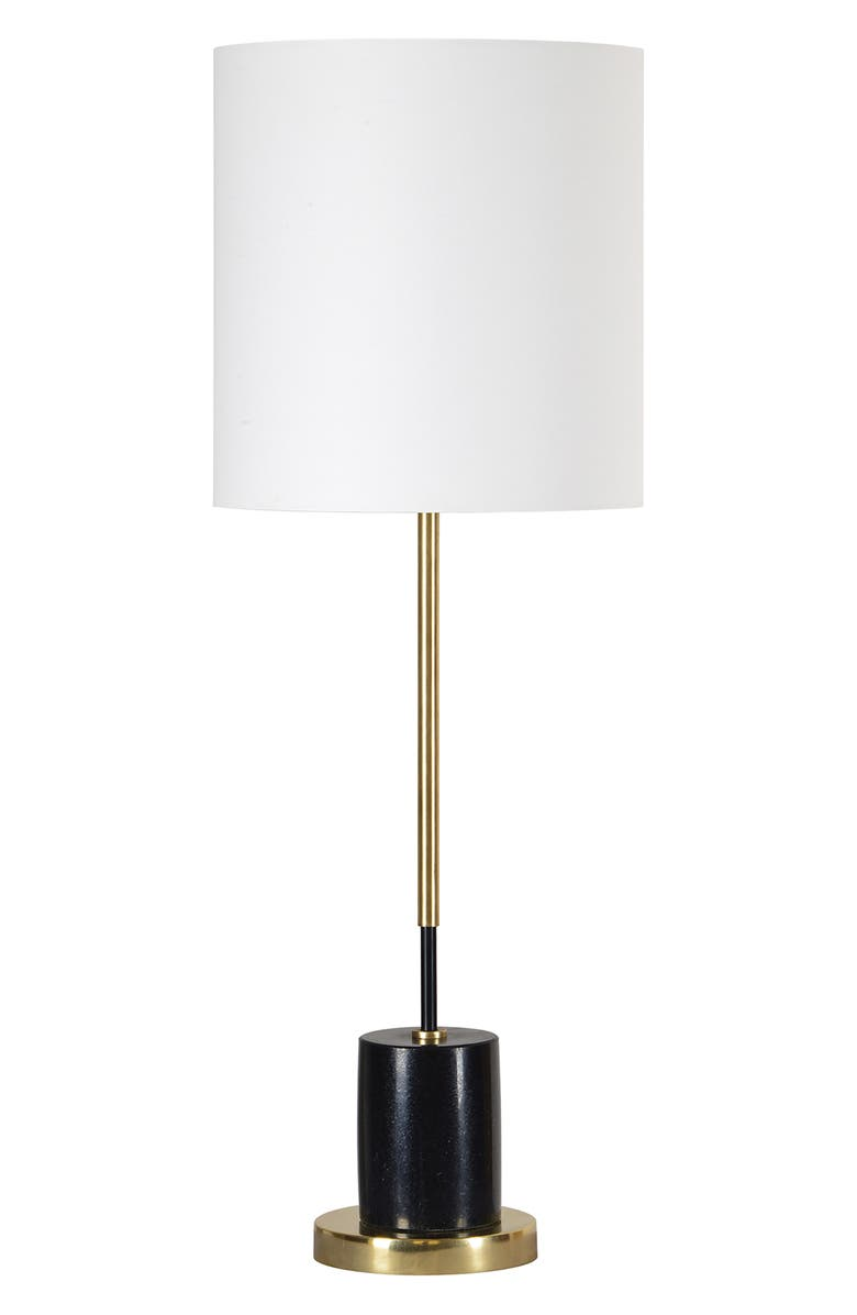 RENWIL Dunson Table Lamp, Main, color, BLACK SATIN BRASS