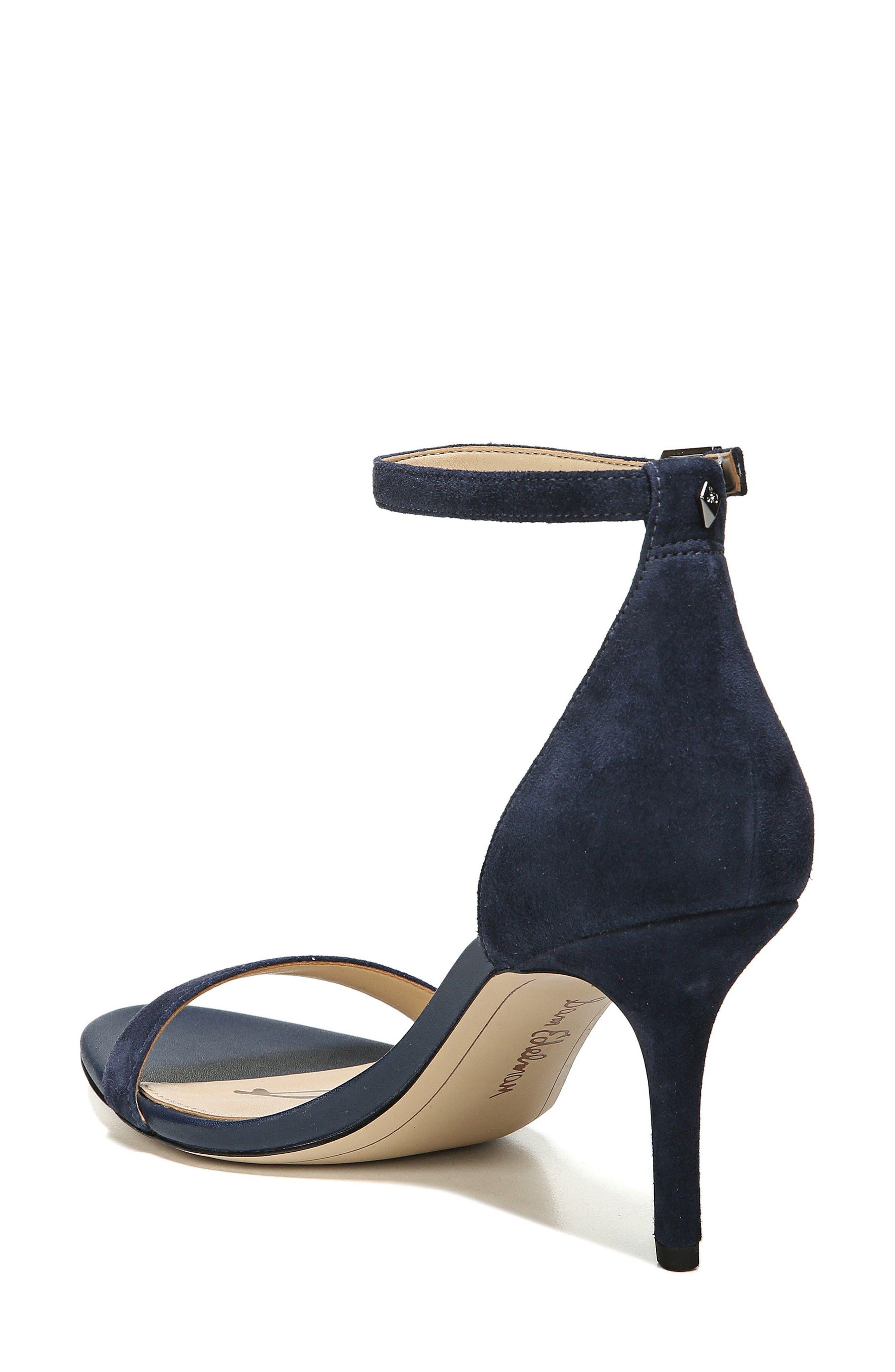 ,                             'Patti' Ankle Strap Sandal,                             Alternate thumbnail 199, color,                             407