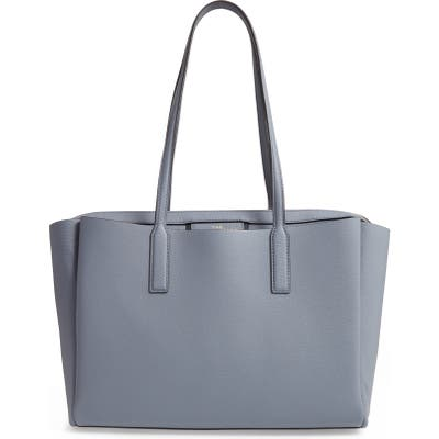 The Marc Jacobs Protege Leather Tote - Grey