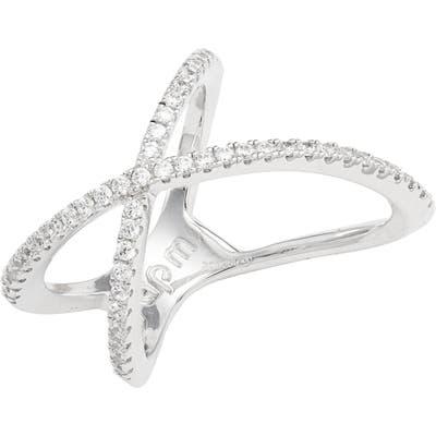 Apm Monaco X-Shape Ring