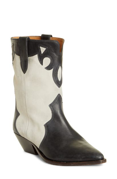 Isabel Marant Suedes DUONI WESTERN BOOT