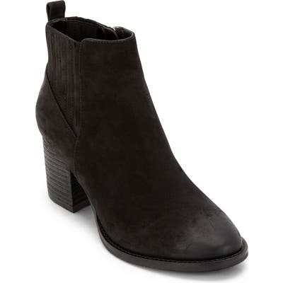 Blondo Noa Waterproof Bootie- Black