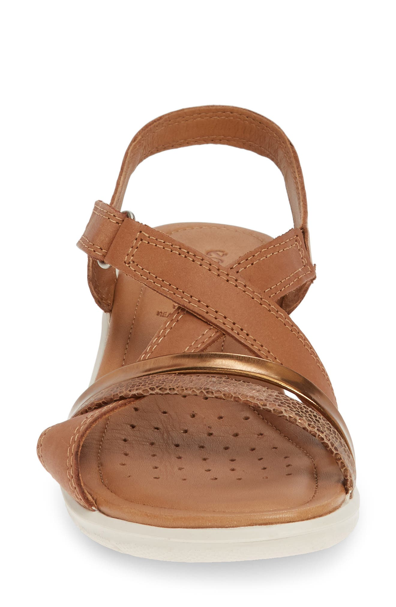 ,                             'Felicia' Slingback Sandal,                             Alternate thumbnail 4, color,                             CASHMERE LEATHER