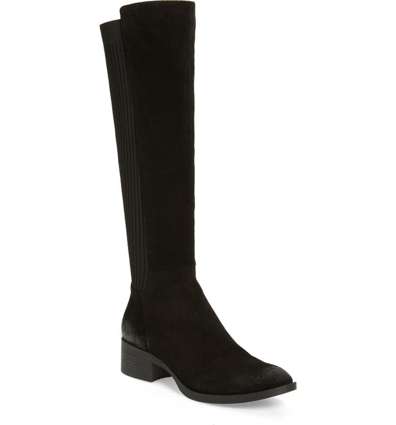 KENNETH COLE NEW YORK Levon Knee High Boot, Main, color, 001
