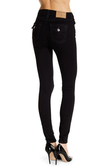 Image of True Religion Flap Pocket Super Skinny Jeans