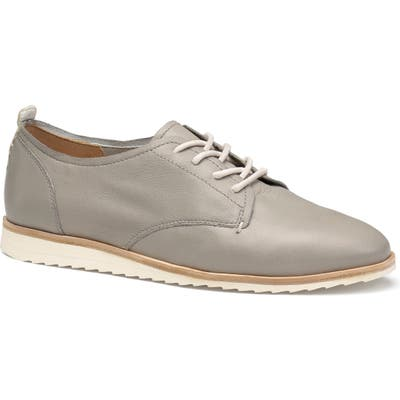 Trask Audrey Lace-Up Derby, Grey