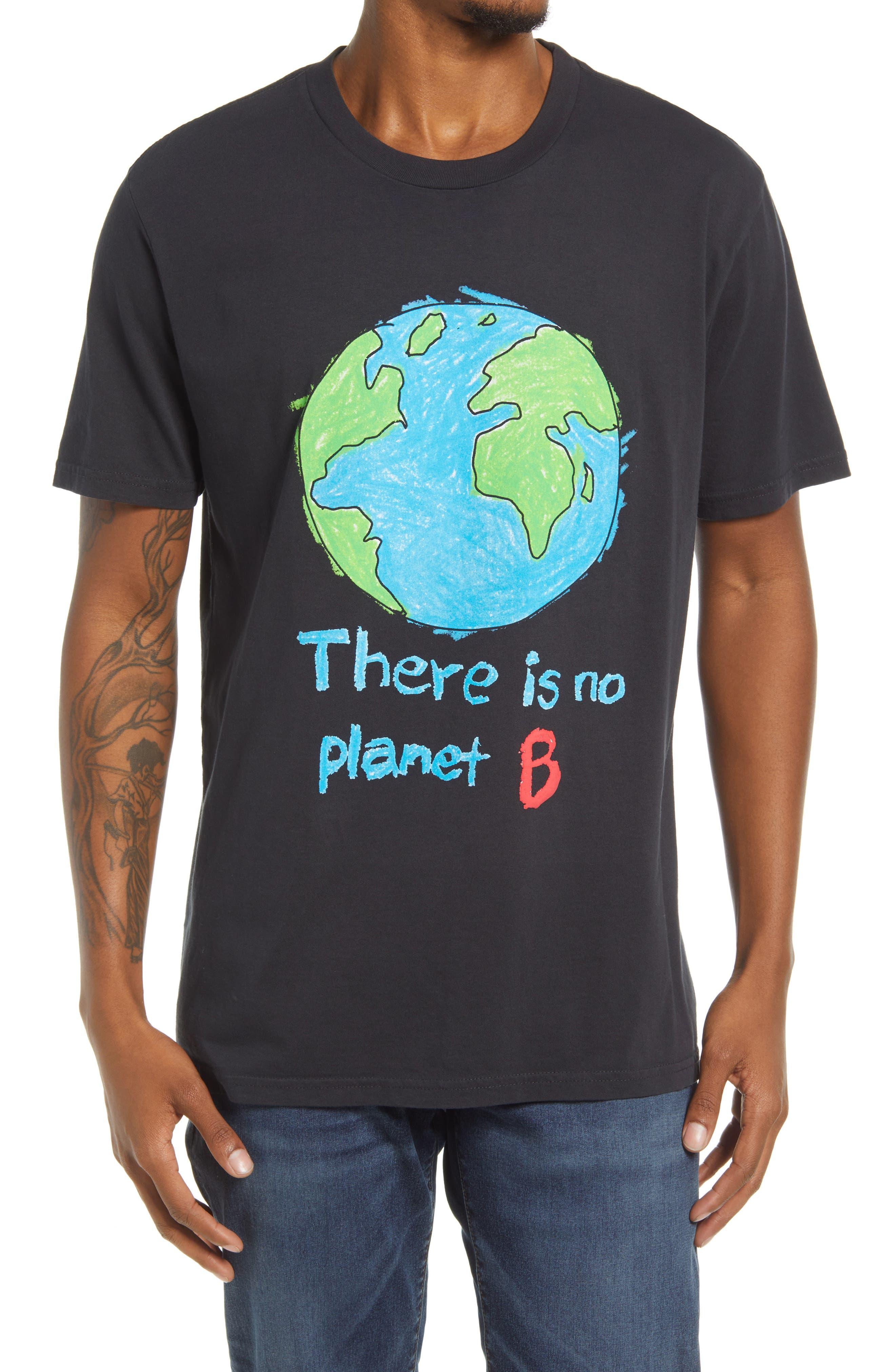Men's No Planet B Graphic Tee