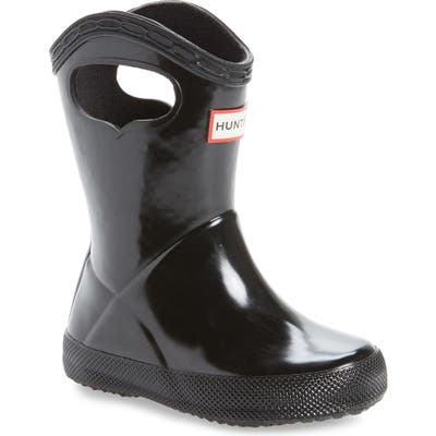 Hunter First Classic Pull-On Waterproof Rain Boot