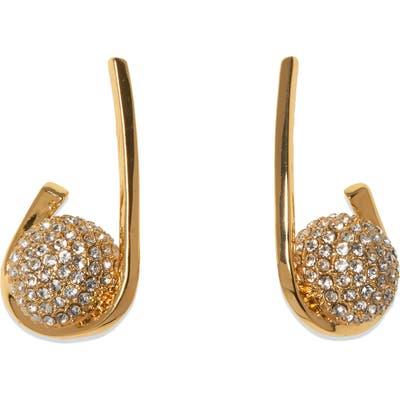 Vince Camuto Fireball Loop Earrings
