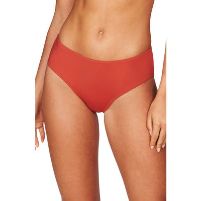 Sea Level Bikini Bottoms, Orange
