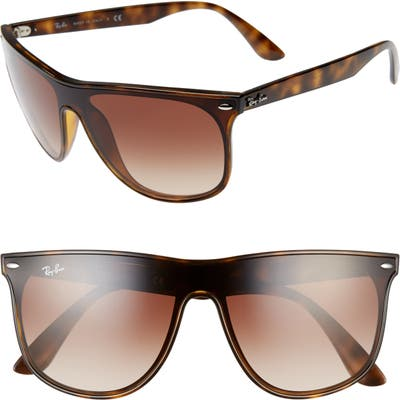 Ray-Ban Blaze 55mm Sunglasses - Havana