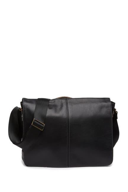 Image of BOCONI Slim Mailbag Messenger Bag