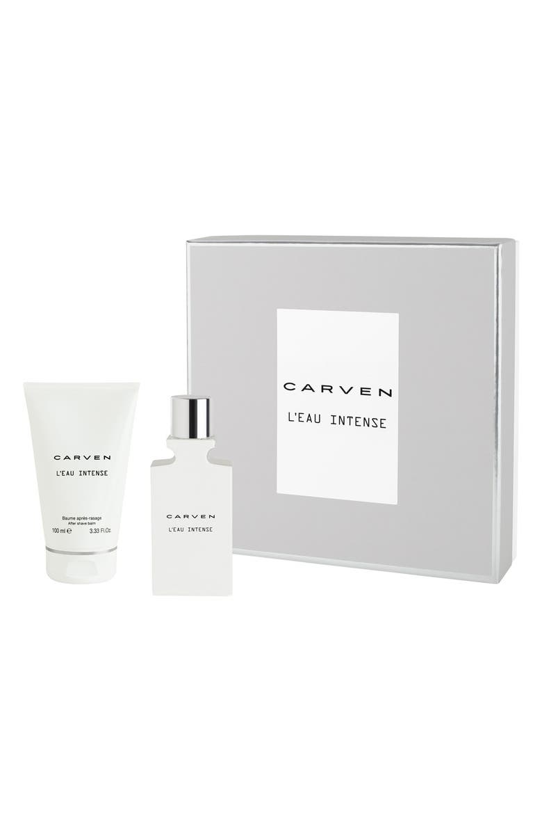 CARVEN 'L'Eau Intense' Set, Main, color, 000