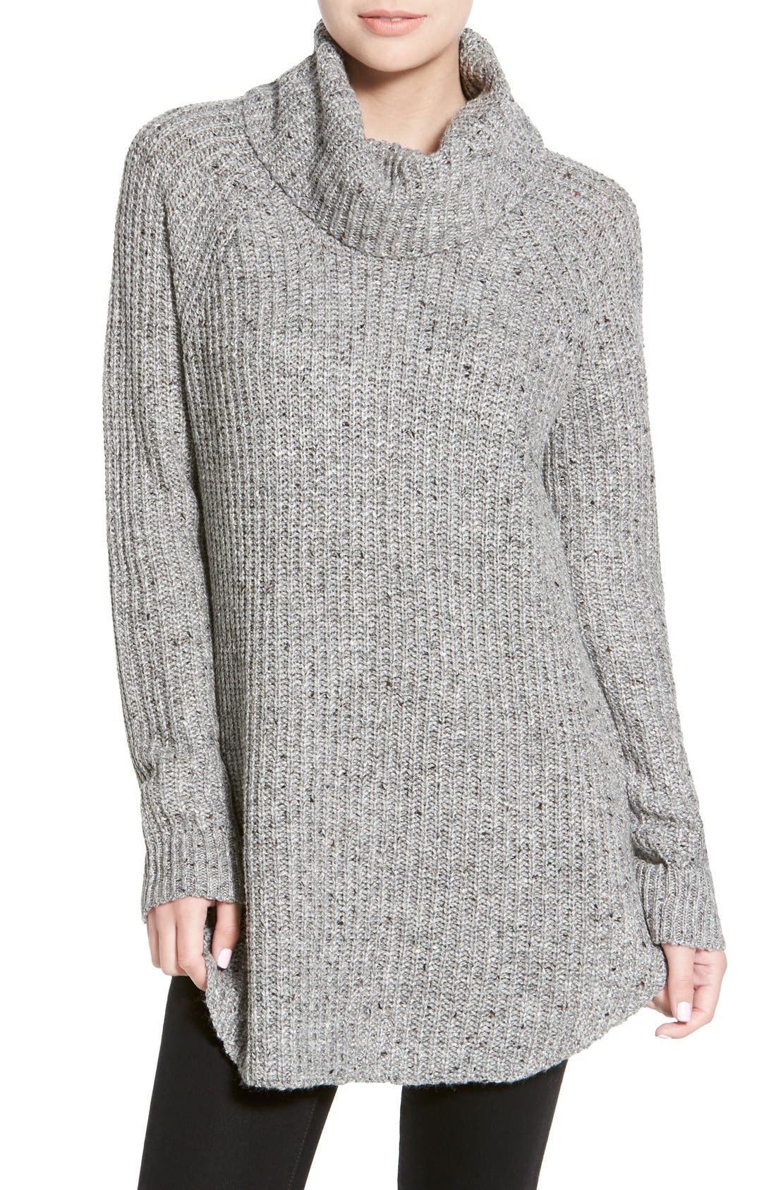 ,                             Turtleneck Sweater,                             Main thumbnail 6, color,                             030