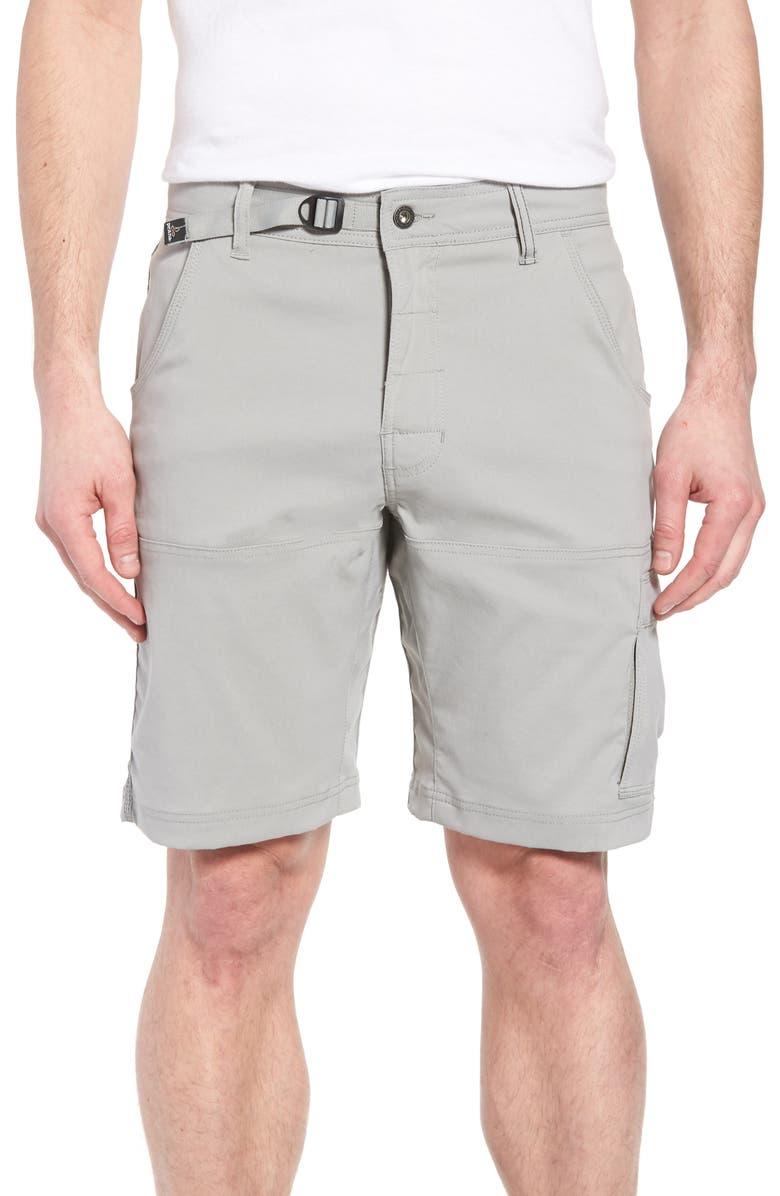 PRANA Zion Stretch Shorts, Main, color, 021