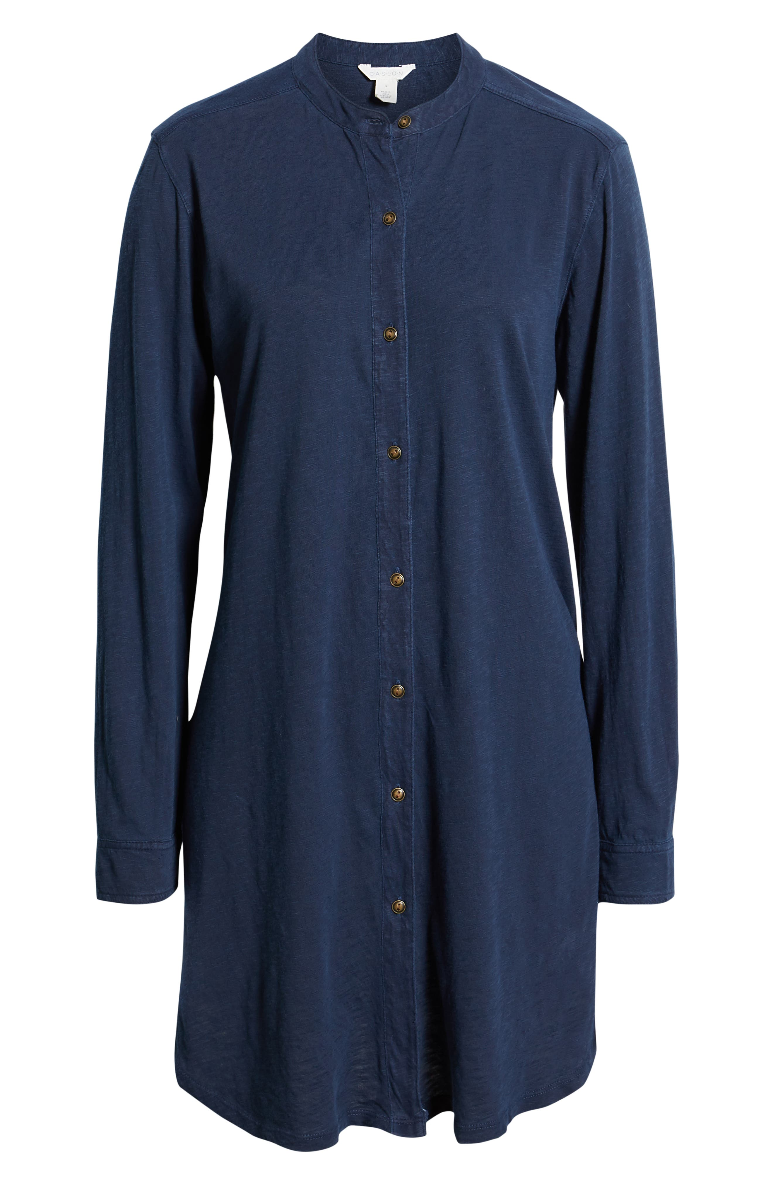 ,                             Button Down Knit Tunic,                             Alternate thumbnail 20, color,                             401
