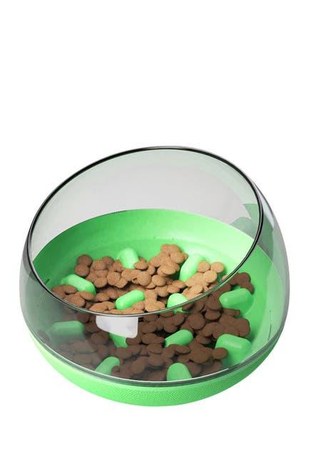 Image of Pet Life 'Tumbowl' Slow Feeding Pet Bowl