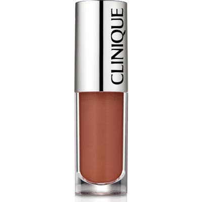 Clinique Pop Splash Lip Gloss - Latte