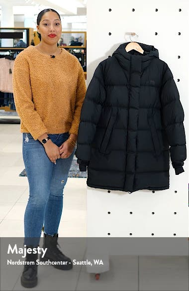 Vistaview 800 Fill Power Hooded Down Coat, sales video thumbnail