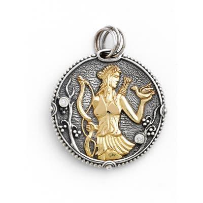 Konstantino Zodiac Pendant